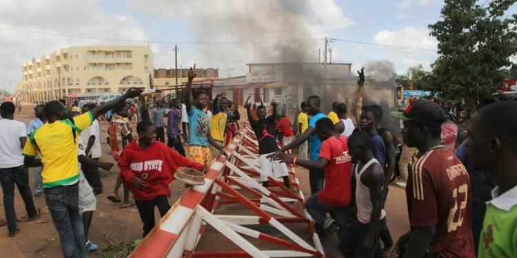 Dix morts, plus de 100 blessés depuis le putsch au Burkina Faso