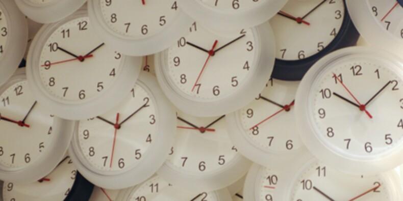 Les salariés font moins d'heures supplémentaires