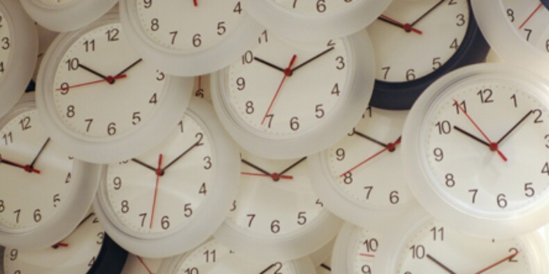 Moins d'heures supplémentaires en 2009