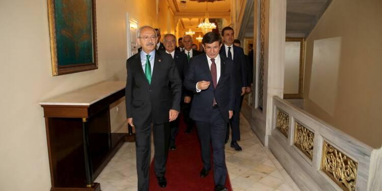 La Turquie s'achemine vers de nouvelles élections à l'automne