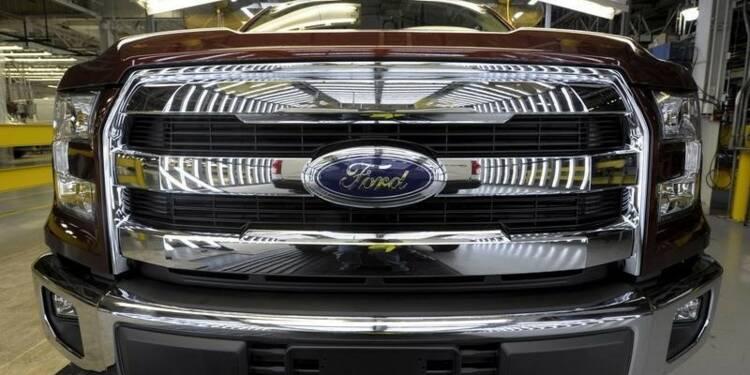 Ford fait nettement mieux que prévu au 2e trimestre