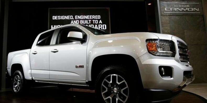 GM pénalisé par l'Amérique du Sud et la Russie au 1er trimestre