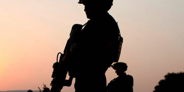 Les deux soldats soupçonnés d'abus sexuels en garde à vue
