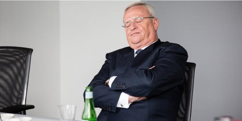 Volkswagen : le retraité Martin Winterkorn pourrait rouler sur l'or