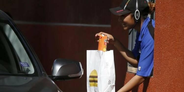 McDonald's va augmenter le salaire horaire moyen aux Etats-Unis