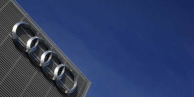 Audi affiche des ventes record en mars