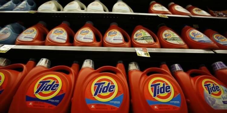 Le dollar grève les CA de Procter & Gamble et de Colgate