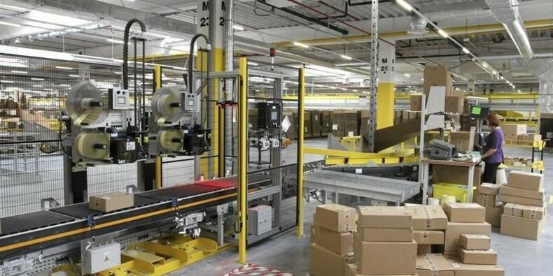 Amazon surprend avec un bénéfice au 2e trimestre