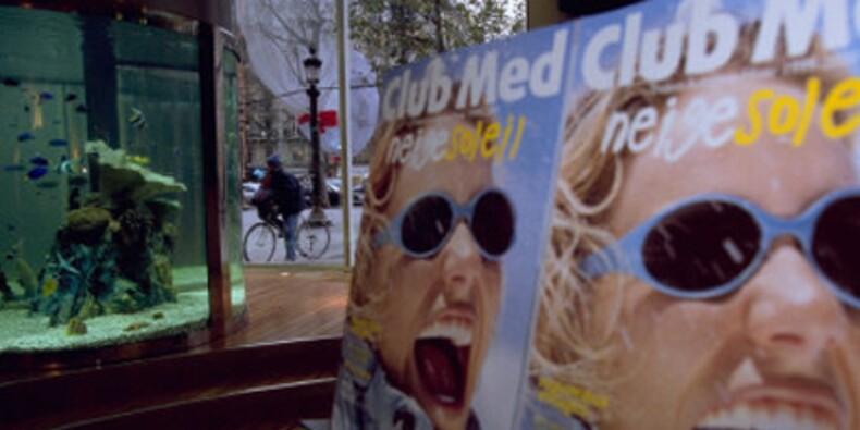 Club Med veut lever 100 millions d'euros pour traverser la crise