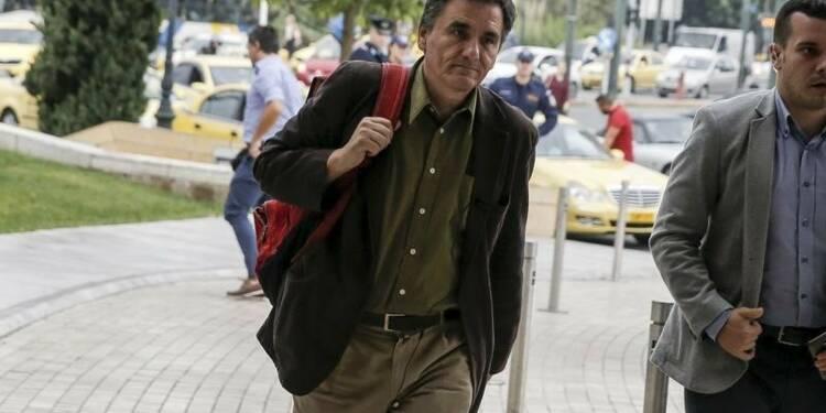 Un nouveau désaccord entre Athènes et ses créanciers pourrait bloquer 2 milliards d'aide