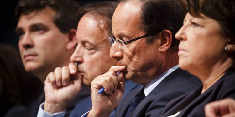 Hollande rate la gestion politique de la crise à Florange