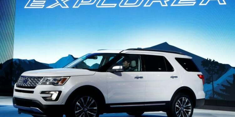 Ford rappelle plus de 220.000 véhicules en Amérique du Nord