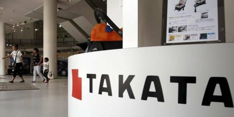 Amende de 200 millions de dollars infligée à Takata aux USA
