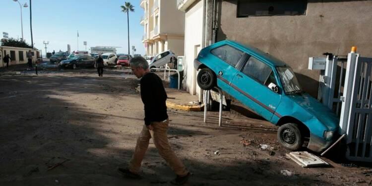 L'état de catastrophe naturelle reconnu mercredi dans le Sud-est