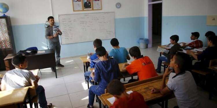 En Turquie, 400.000 enfants syriens réfugiés ne vont pas à l'école