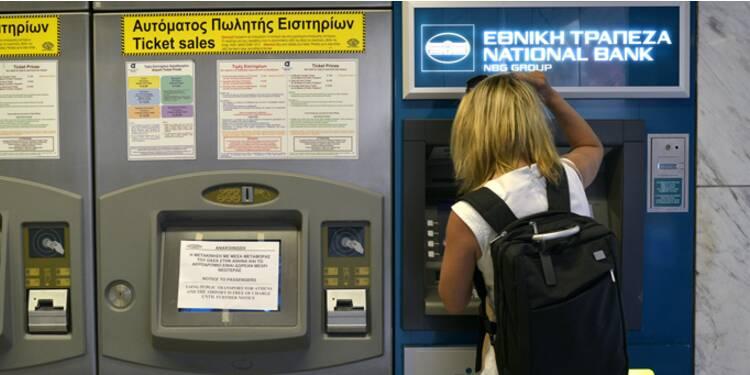Les banques grecques rouvrent timidement leur porte