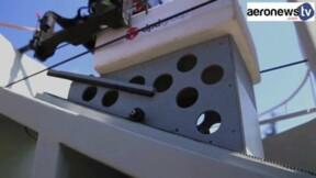 GeoPost invente le terminal de livraison de colis pour drones