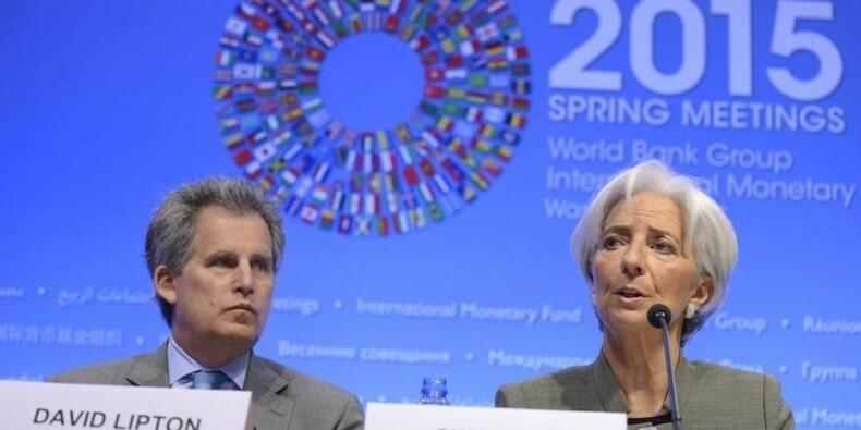 Le prochain patron du FMI pourrait ne pas être européen