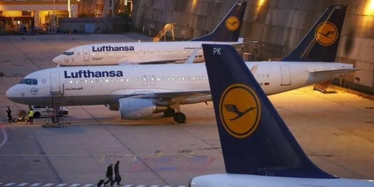 Lufthansa fait une nouvelle offre sur les retraites