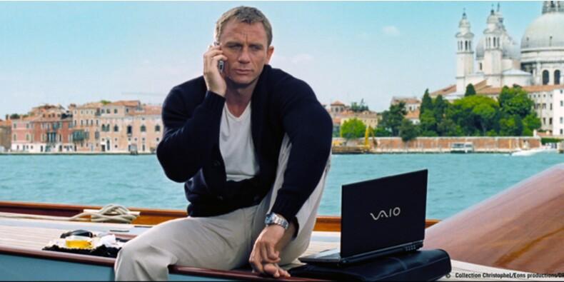 James Bond, le roi du placement de produits