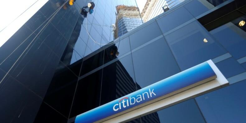 Citigroup présente un bénéfice en hausse de 51%