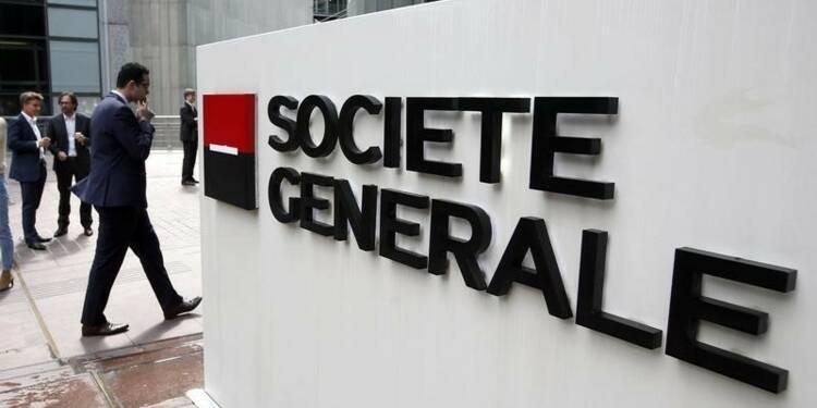 L'action Société générale s'envole, le plan d'économies et les résultats salués
