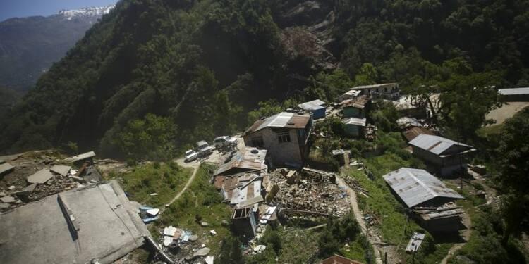 Sept Français présumés disparus au Népal