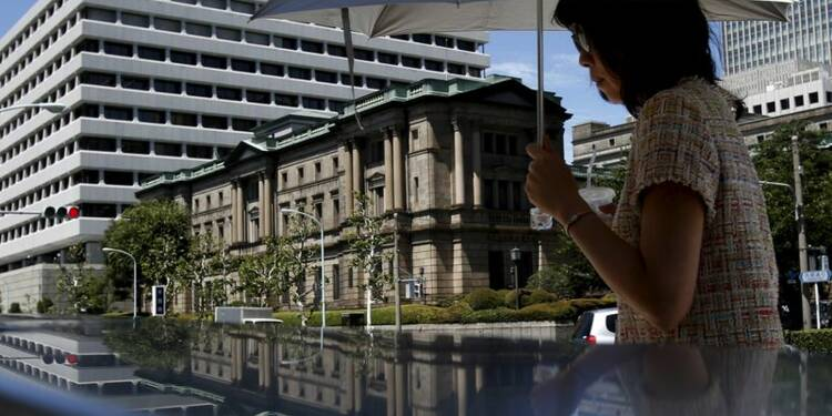 La Banque du Japon reste optimiste sur l'inflation