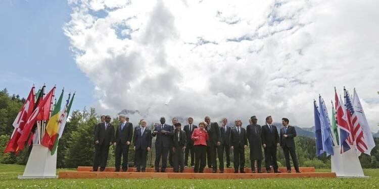 Le G7 s'engage pour une économie sobre en carbone