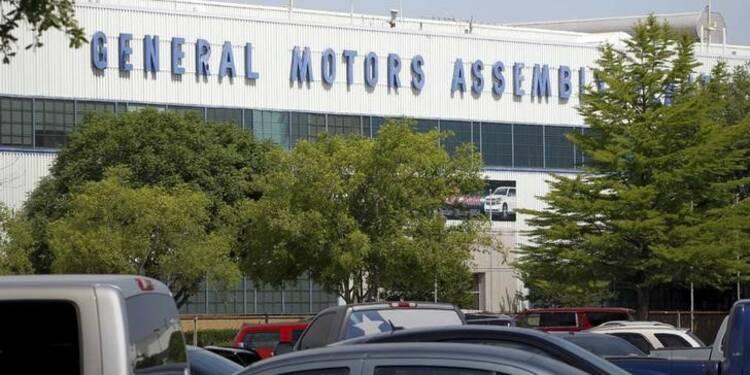 GM ferait face à un nouveau problème d'allumage de ses véhicules