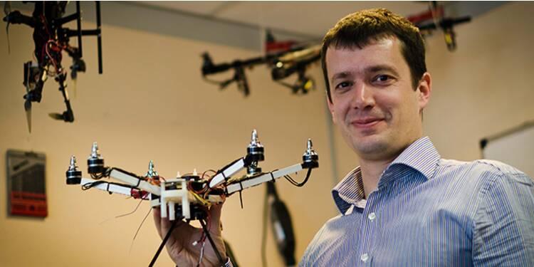 Antoine Level : son drone va immortaliser vos exploits