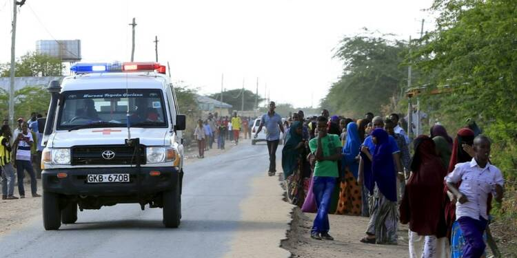 Les Chabaab attaquent une université au Kenya, 147 morts