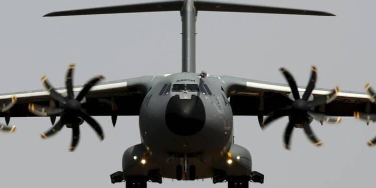 Airbus espère reprendre rapidement les essais de l'A400M