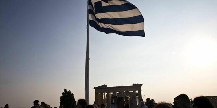 Croissance inattendue de 0,8% en Grèce au 2e trimestre