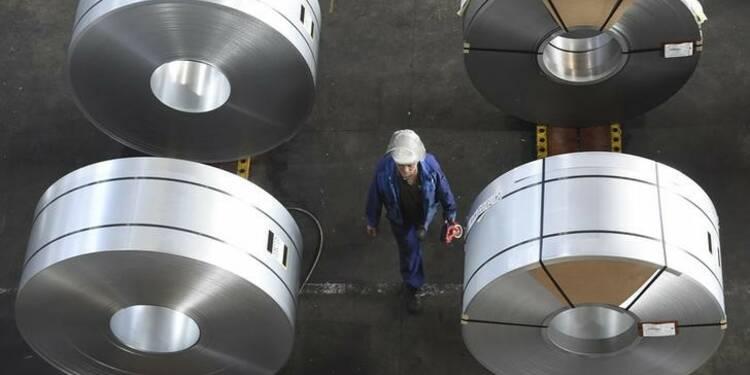 Accélération de la croissance du secteur manufacturier allemand