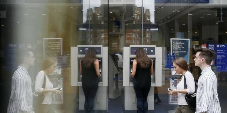 L'Etat britannique commence à se désengager de RBS