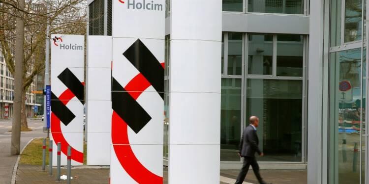 Lafarge et Holcim s'entendent, la fusion sera bouclée en juillet