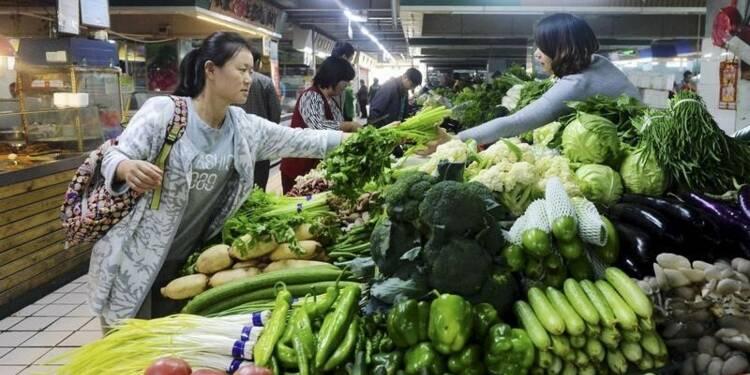 L'inflation a ralenti plus que prévu en Chine en septembre