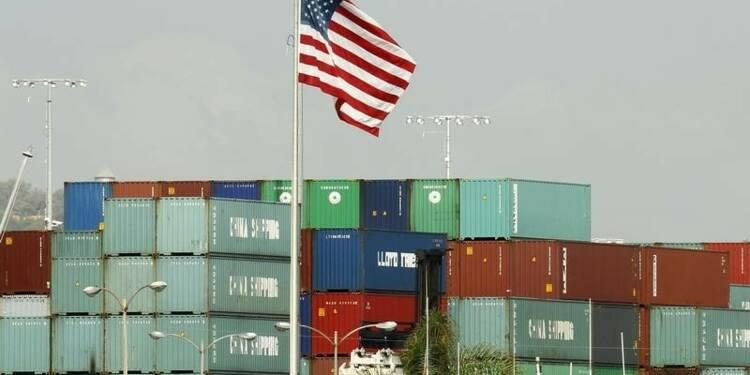 Le déficit commercial aux Etats-Unis se creuse
