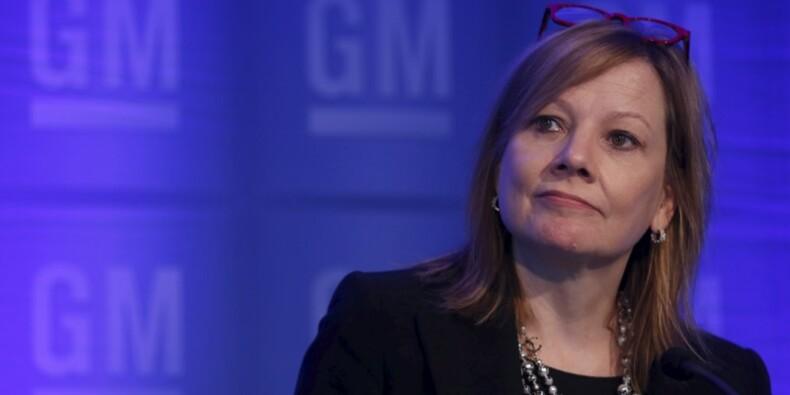 GM paiera 900 millions de dollars pour les systèmes d'allumage