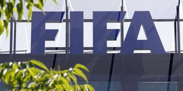 FIFA:les Etats-Unis demandent sept extraditions à la Suisse