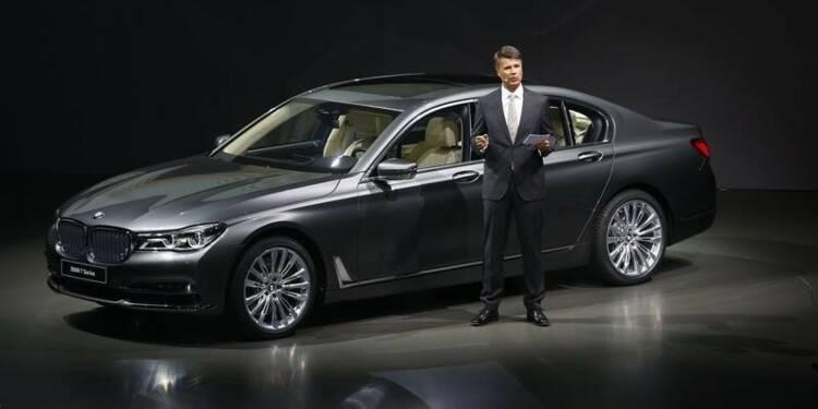 BMW place le numérique au coeur d'une réflexion stratégique