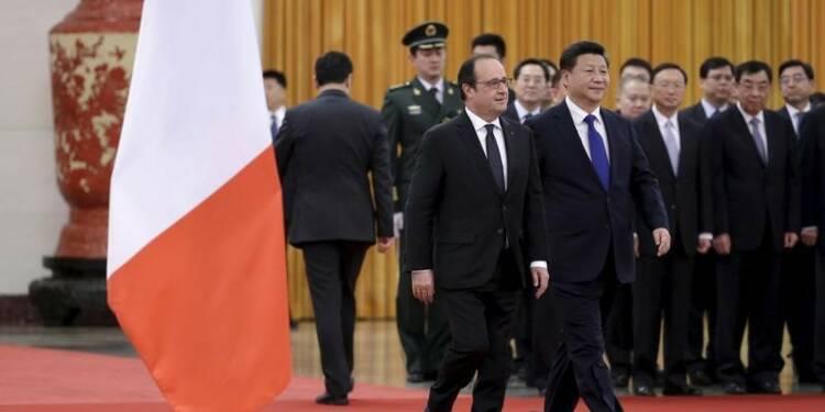La Chine et la France s'engagent avant la COP21
