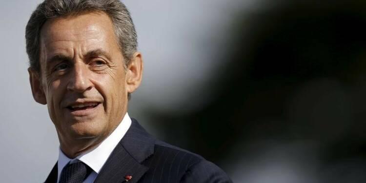 Sarkozy n'est pas opposé à une révision de la Constitution