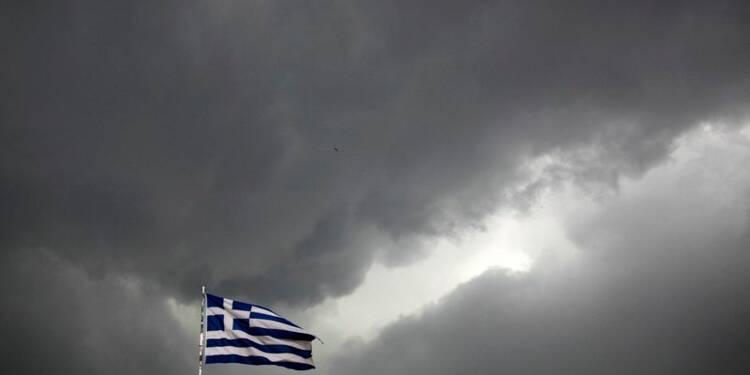 """Fitch abaisse d'un cran la note de la Grèce à """"CC"""""""