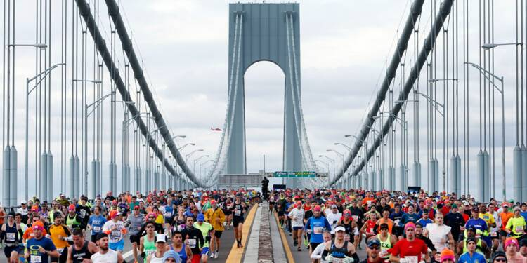 Le business des grands marathons