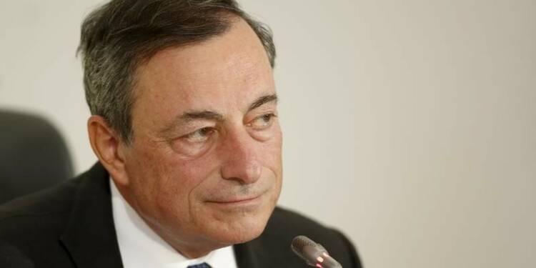 La BCE prête à amplifier son soutien à l'économie et aux marchés