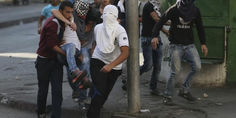 Ban Ki-moon rencontre Abbas à Ramallah et appelle à l'apaisement