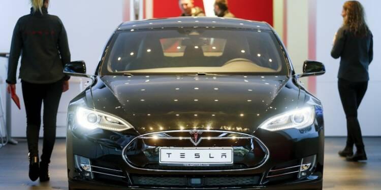 Tesla rappelle 90.000 berlines pour vérifier des ceintures