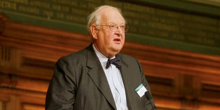 L'écossais Angus Deaton décroche le prix Nobel d'Economie